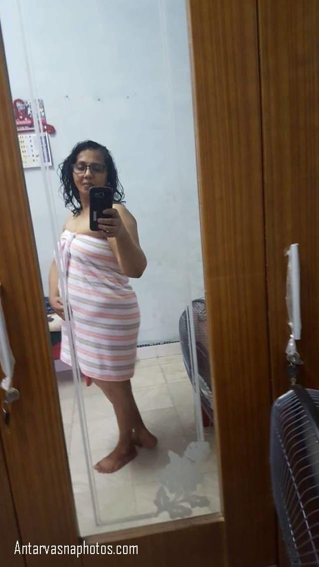 mirror me towel lapetkar pic
