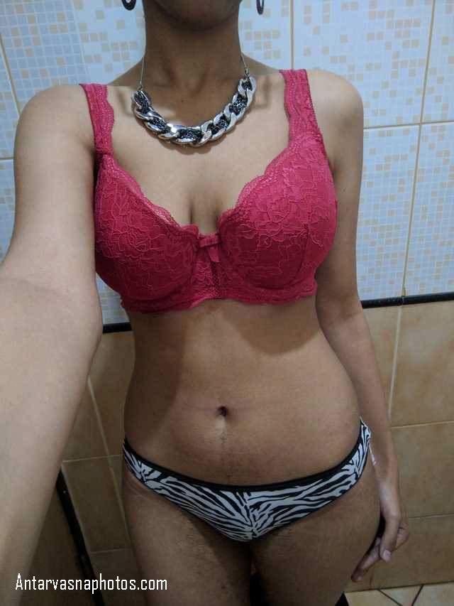 big boob wali girl bra panty me